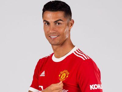 Q&A med Cristiano Ronaldo: Jag är så glad över att vara hemma