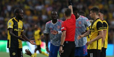 Snackisar efter Young Boys – Manchester United 2-1