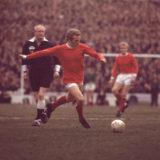1970:  Denis Law of Manchester United.  Mandatory Credit:  AllsportUK/Allsport