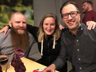 Micke, Robyn och Björn