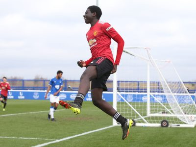 U23: Derby County - Manchester United 2-6