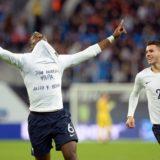 Pogba Frankrike Mars 2018