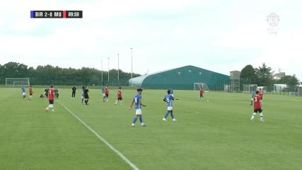 U18: Birmingham City - Manchester United 2-8
