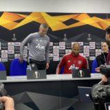 Solskjaer Grant presskonferens