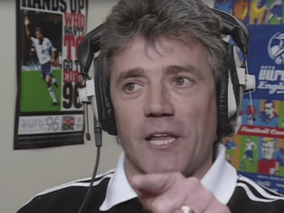 Cheer Up Kevin Keegan