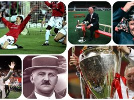 Manchester Uniteds managers