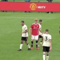 U18: Manchester United – Liverpool 0-5