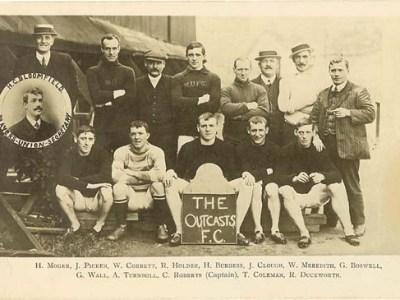 Historia: Manchester Uniteds första mästarlag