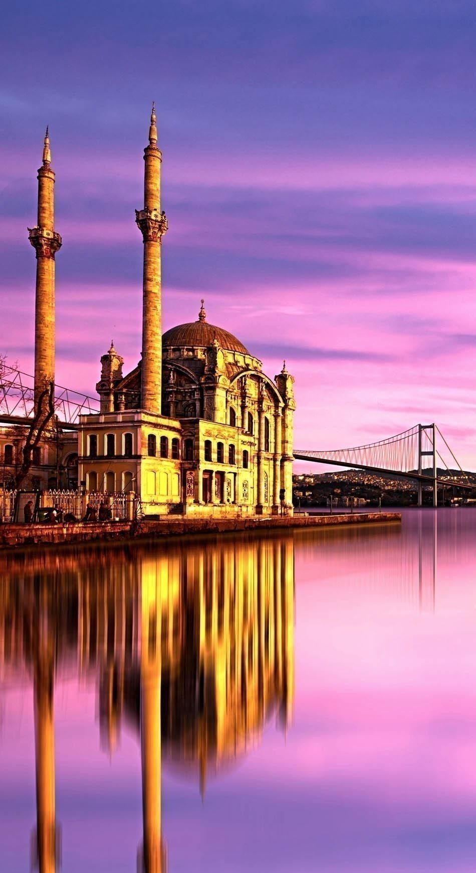 Ortakoy Mosque , Istanbul Turkey | Istanbul Travel Tips