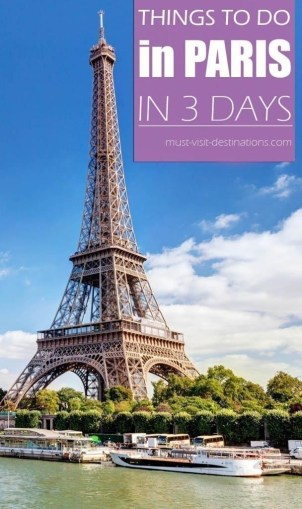 Things to do in Paris In 3 Days‎