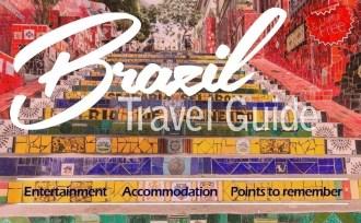 Brazil Travel Guide, Useful & Free #Brazil #Travel #Guide