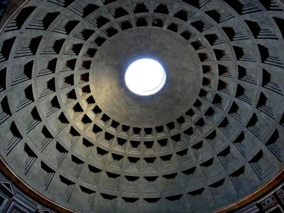 Pantheon Oculius, Rome | What to do in a rainy day in Rome - the Eternal City