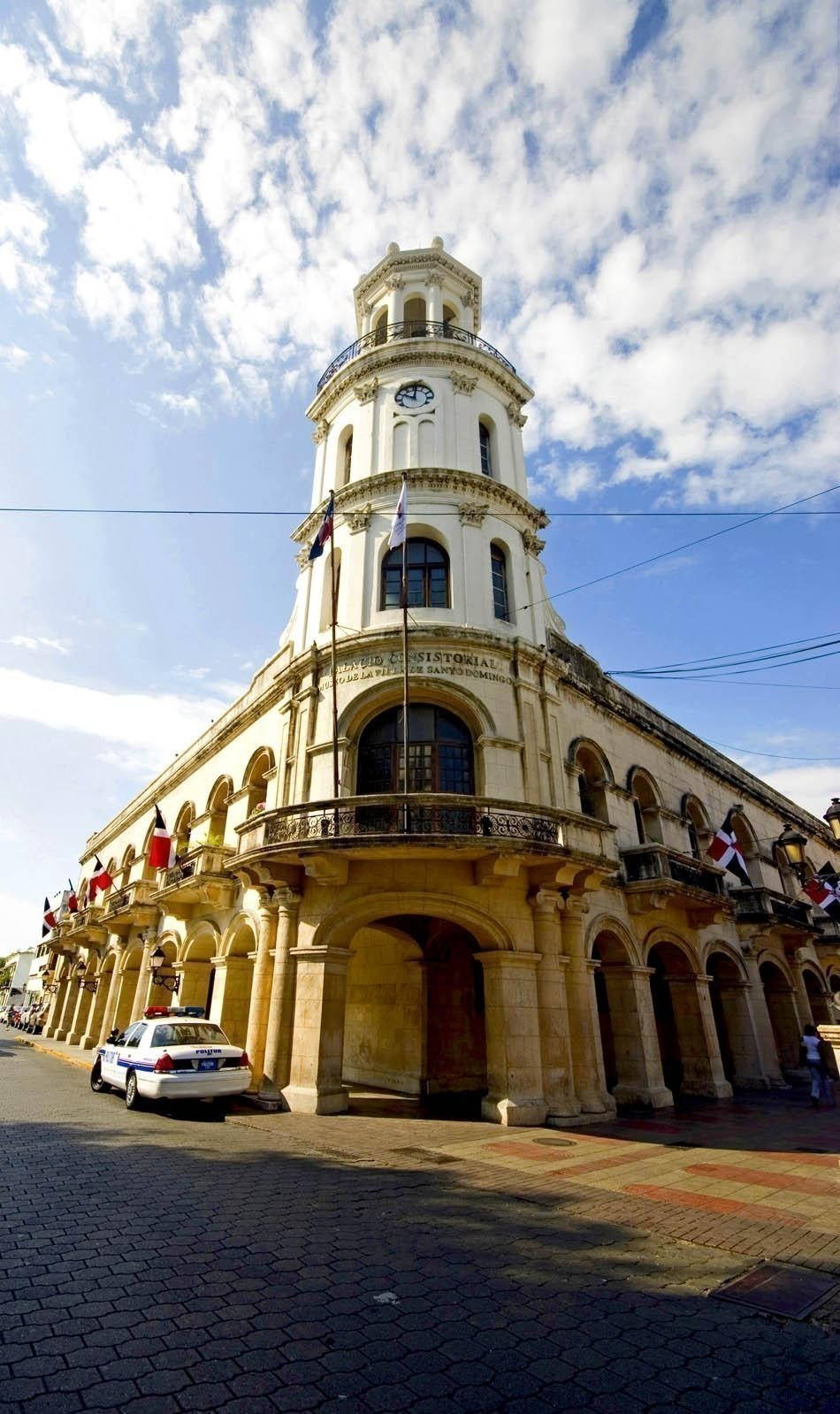 Consistorial Palace and Museum of the City of Santo Domingo   Dominican Republic Free Travel Guide