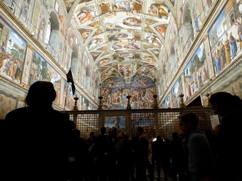 Sistine Chapel | 5 Tourist Attractions to visit in Vatican