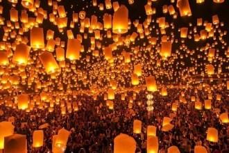 Lantern Festival—Pingxi, Taiwan