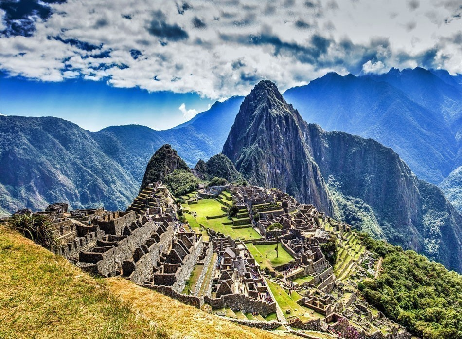 Amazing Machu Picchu, the Lost city of Inkas in Peru | Top 10 Backpacking Destinations Around the World
