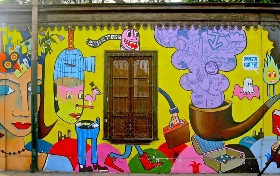 The bohemian side of Peru, Barranco | 10 of the Most Colorful Cities in the World