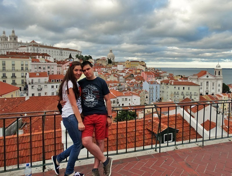 The oldest district in the capital city Lisbon, Alfama | Portugal Travel Guide: What to Do and See