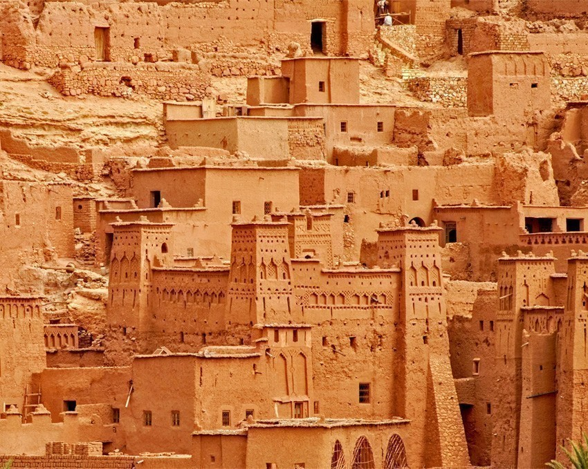 Clay Kasbah Ait Benhaddou in Morocco | 6 Reasons Why we fell in love with Morocco