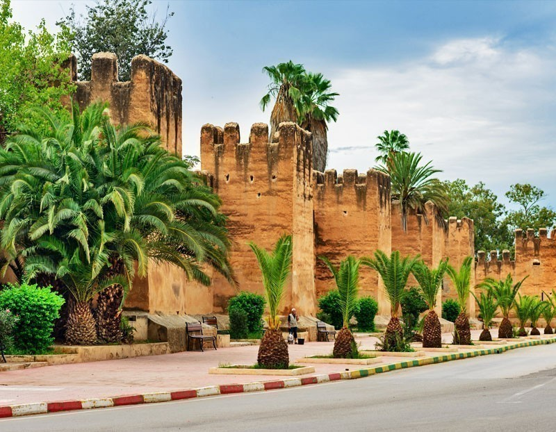 A beautiful walled city with alluring bazaars and squares, Taroudant is a small laid-back destination | Top 10 Most Beautiful Walled Cities in the World You Must Visit