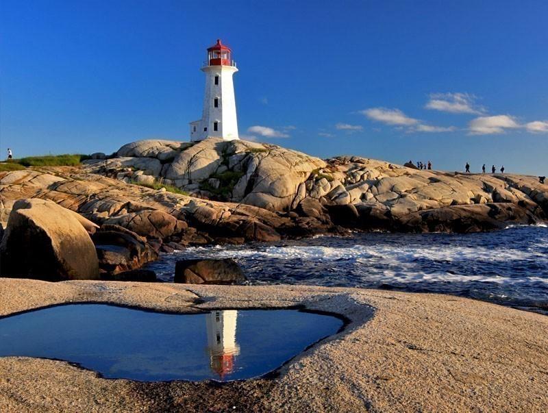 Peggys Cove Lighthouse | Visit Nova Scotia - A Slice of Scotland in Canada