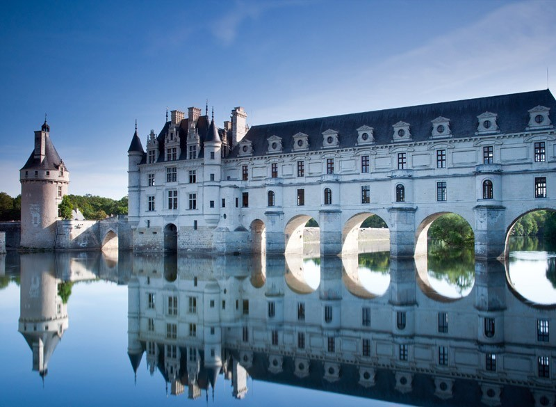 Chateau de Chenonceau, Loire Valley | 10 Most Exquisite Places to Visit in France
