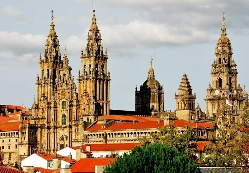Cathedral of Santiago of Compostela | 10 Best Places to Visit in Spain
