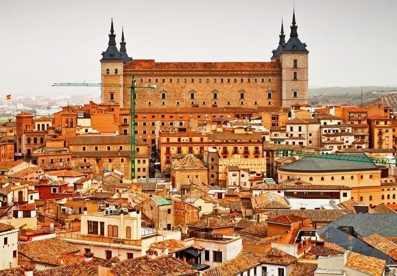 View of Toledo | 10 Best Places to Visit in Spain