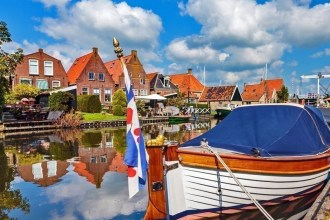 10 Most Charming Small Towns in Holland You Must Visit