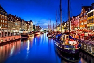TOP 10 Most Amazing Tourist Attractions in Copenhagen