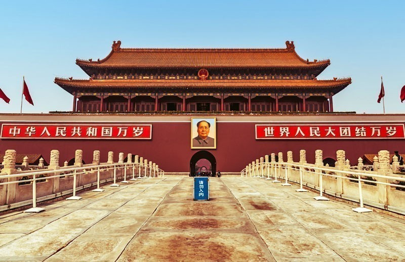 Experience The Grand Tiananmen Square (Free) | 10 Things To Do And See In China On A Budget