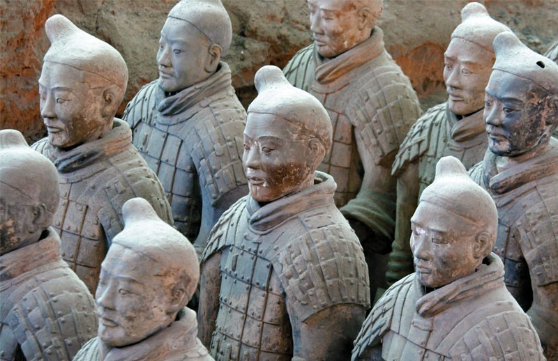 Admire the Terracotta Army in Xi'an | 10 Things To Do And See In China On A Budget