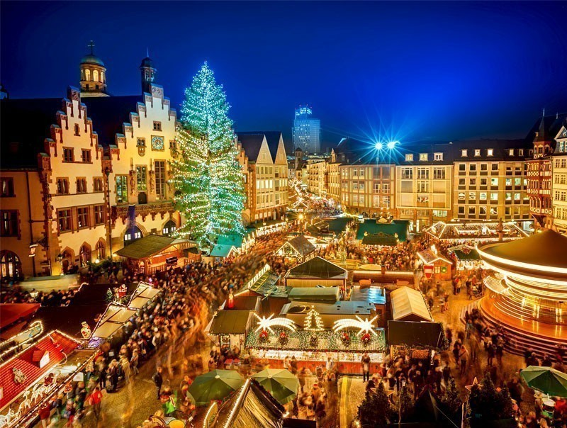 10 Magical Christmas Markets in Europe