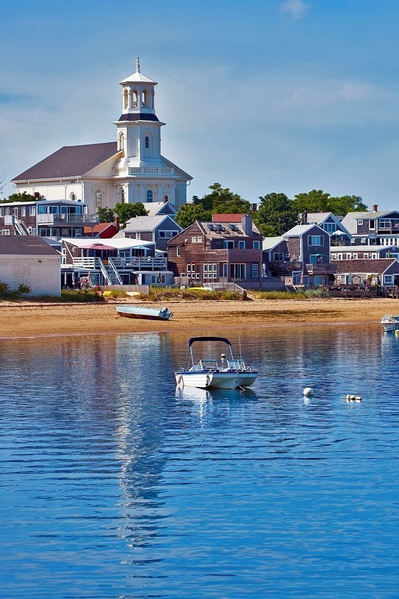 Cape Cod Provincetown beach in Massachusetts USA | TOP 10 Places To Travel in May
