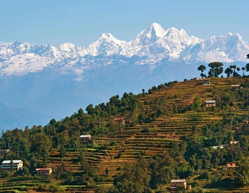 View of Breathtaking Nagarkot | 10 Top-Rated Tourist Attractions in Nepal