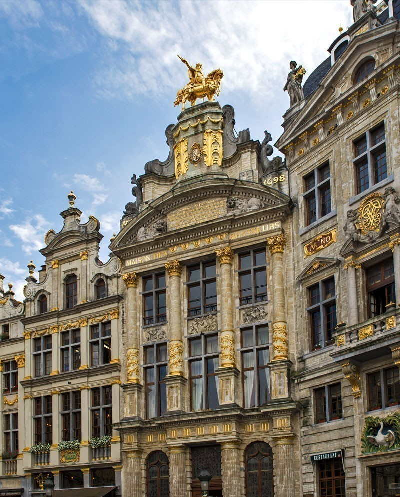 Visit the Belgian Brewers Museum | What to Do in Brussels in 3 Days