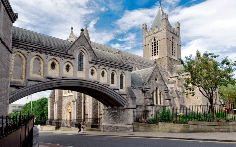 Visit the Christ church cathedral | What to Do in Dublin in 3 Days