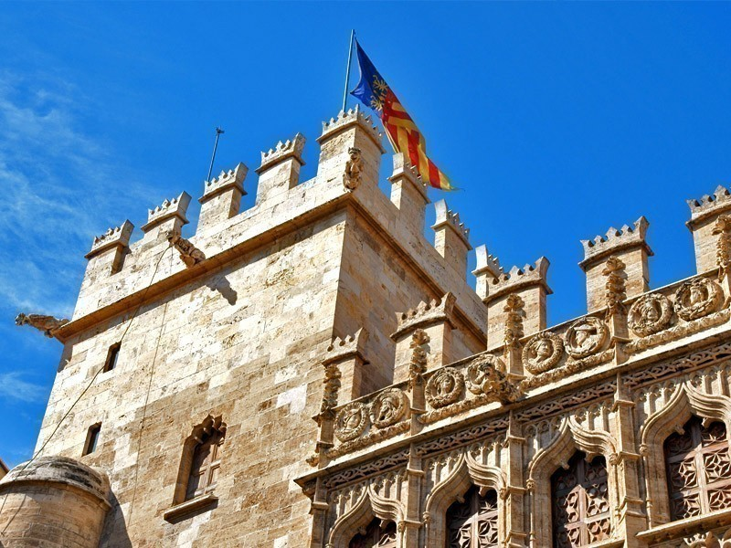 Lonja de la Seda, Valencia, one of the most famous Gothic constructions in Europe | What to Do in Valencia in 3 Days