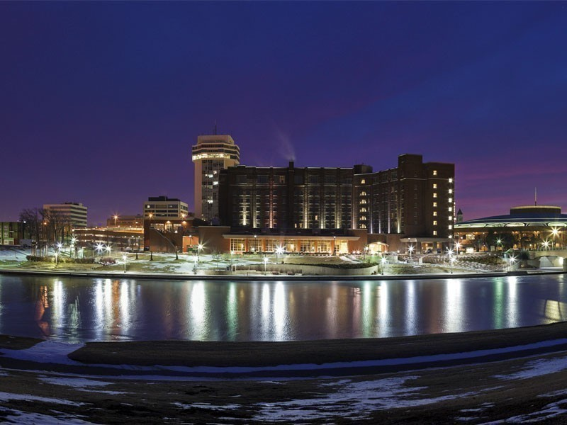Boasting tons of entertainment and culture, Wichita, the largest city in Kansas was historically a trade post and meeting place for Native Americans