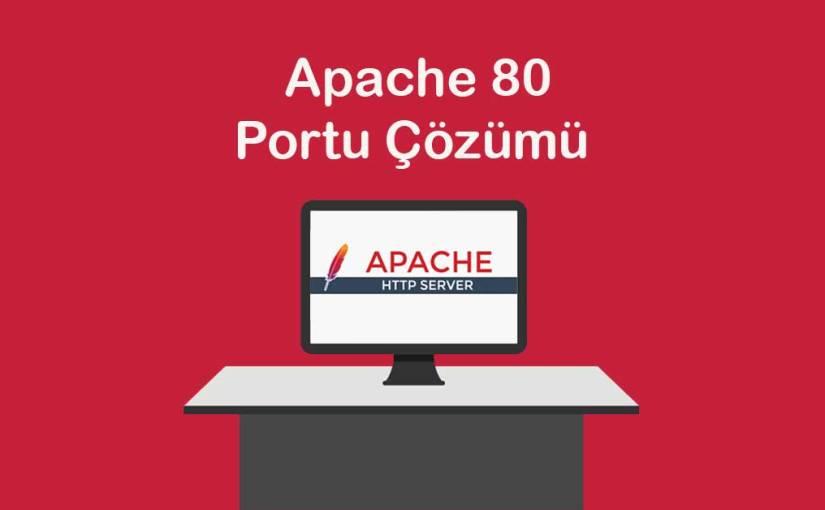 Apache 8 Portu Hatası