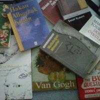 >Ijaz Kitaplıgnın Yeni Sakinleri