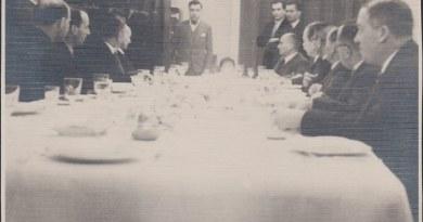 Bursa Nutku'nu Atatürk'ün Sofrasında Dinleyen Rıza Ruşen Anlatıyor