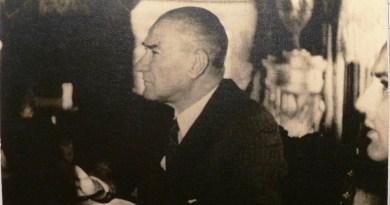 Atatürk'ün Türk Milleti'ne Olan Hayranlığı