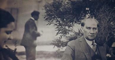 Atatürk 'Bana Allah Yardım Etti' Derdi