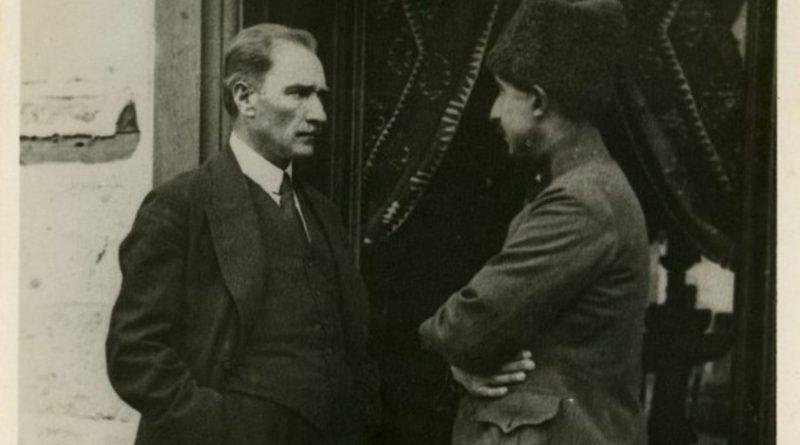 Kâzım Özalp'in Atatürk Anıları, İsmet Paşa'nın Başvekillikten İlk İstifası