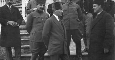 Maurice Pernot Atatürk'ü Anlatıyor