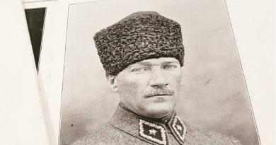 Atatürk, Fransız L'Illustration Dergisi Kapağında. (6 Ocak 1923)
