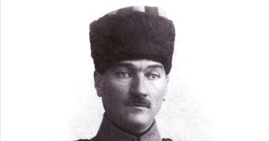 "Atatürk'ün ""Kurban"" Anlayışı"