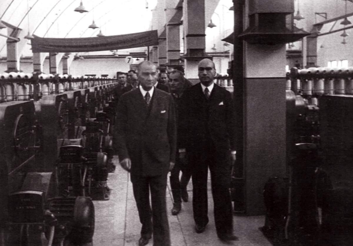 AtaTÜRK Aşığı Macar Mühendis 'Yanoş Amca'