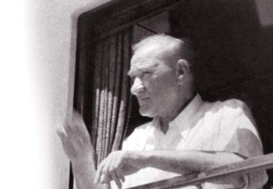Mahmut Esat Bozkurt, Atatürk Taktiği